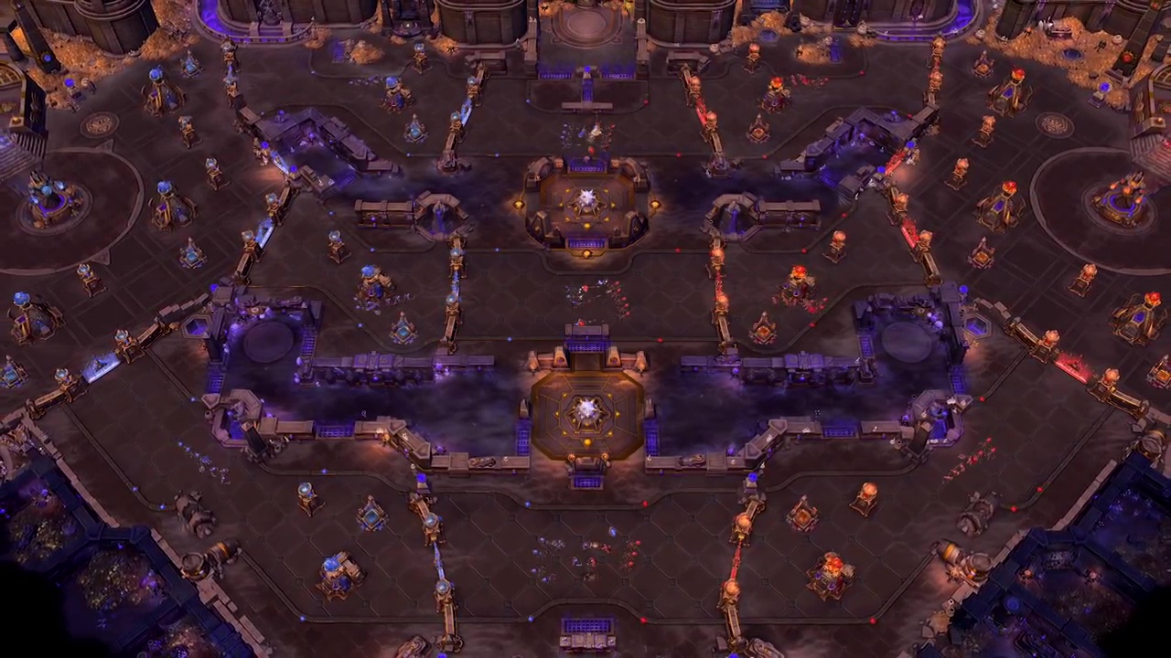 heroes of the storm how to turn on quick cast