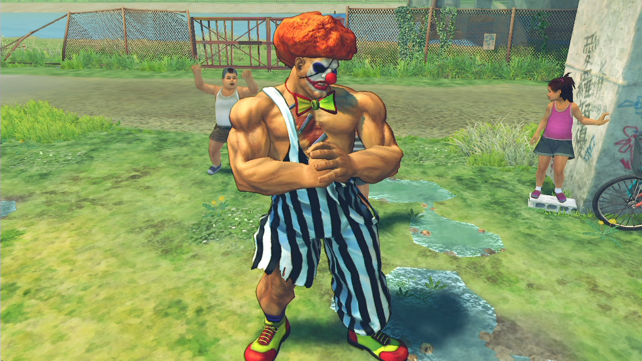 Ultra Street Fighter 4 dresses up for Halloween with Horror ...
