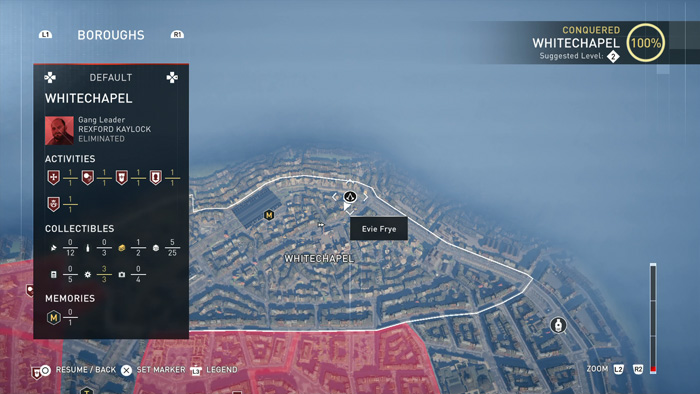 Image result for assassin's creed syndicate map
