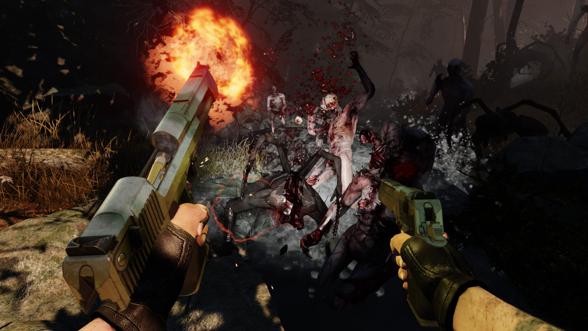 Killing Floor 2 Return Of The Patriarch Hands On