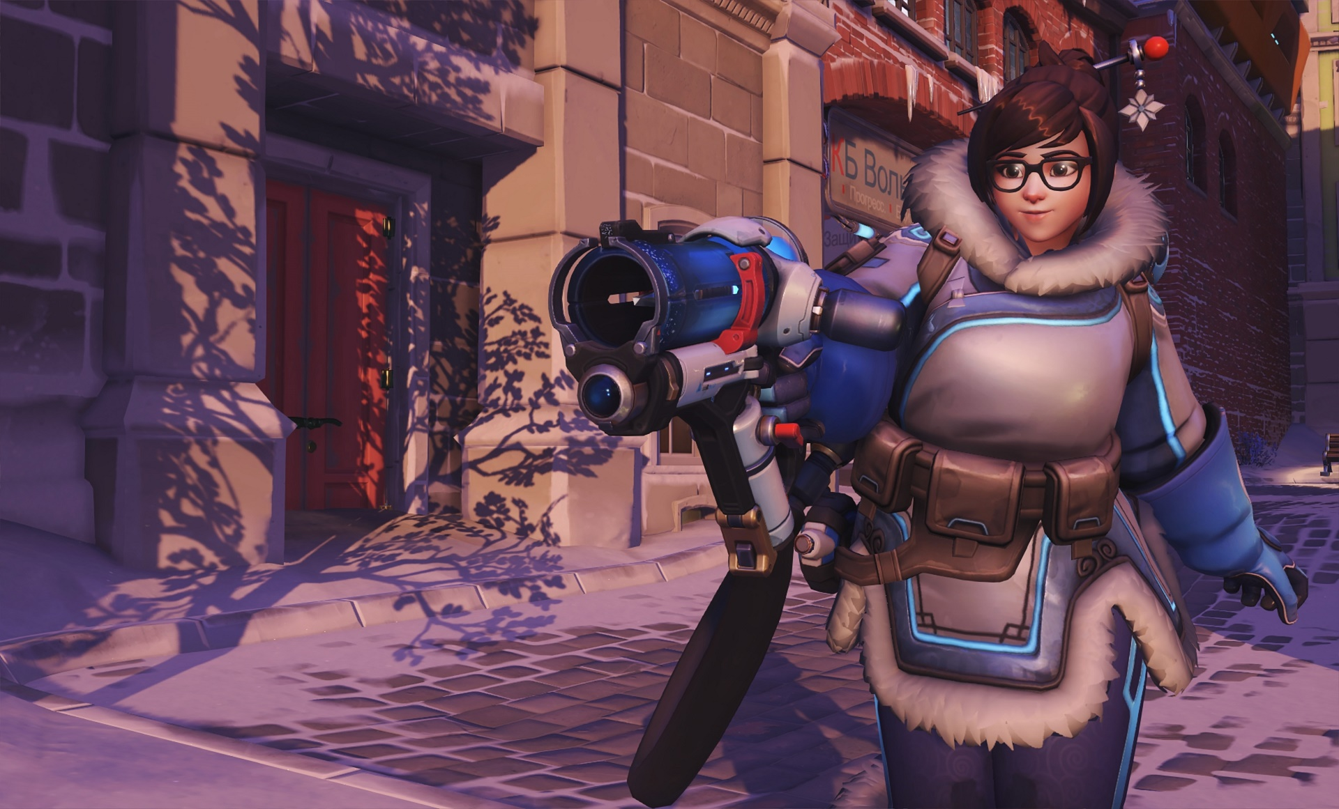 Mei_003 5 of the Most Interesting Characters to Play in Overwatch