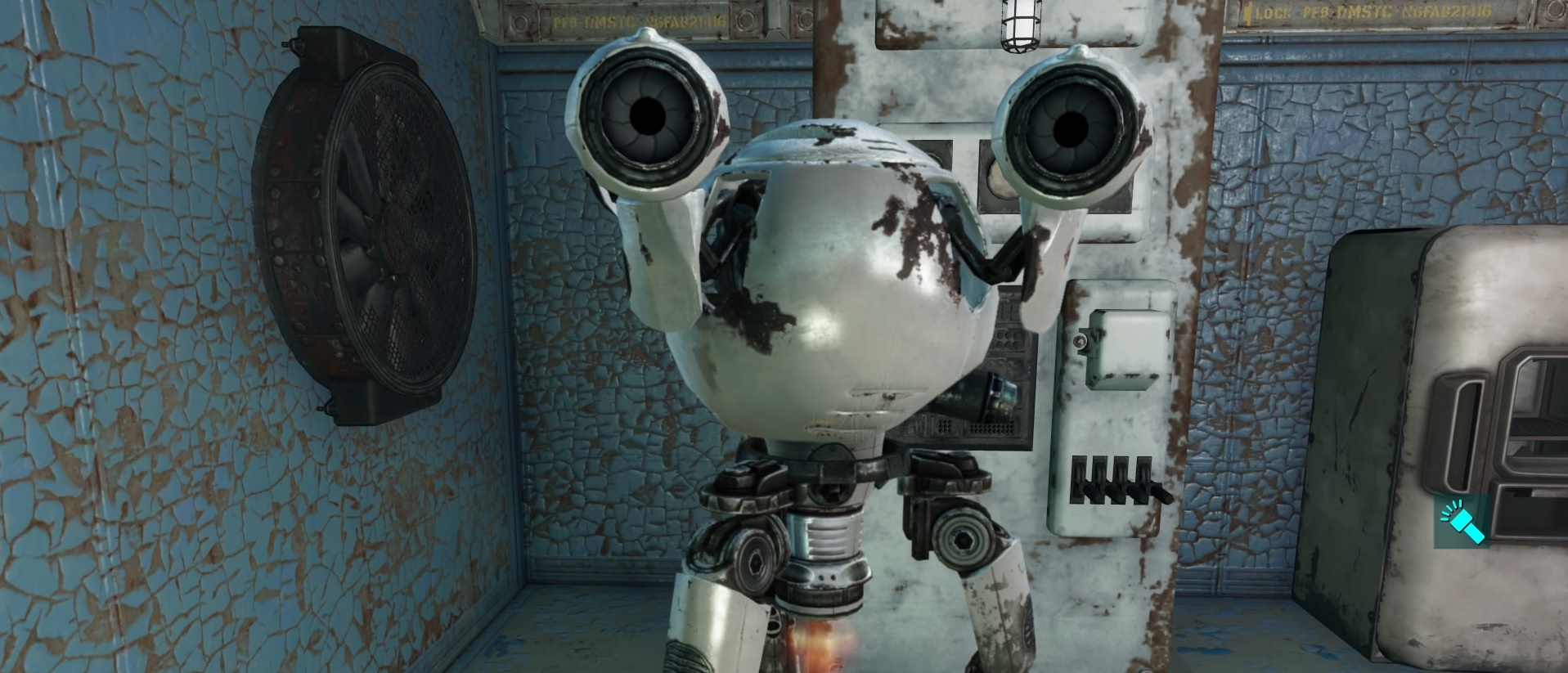 fallout 4 команда удалить объект
