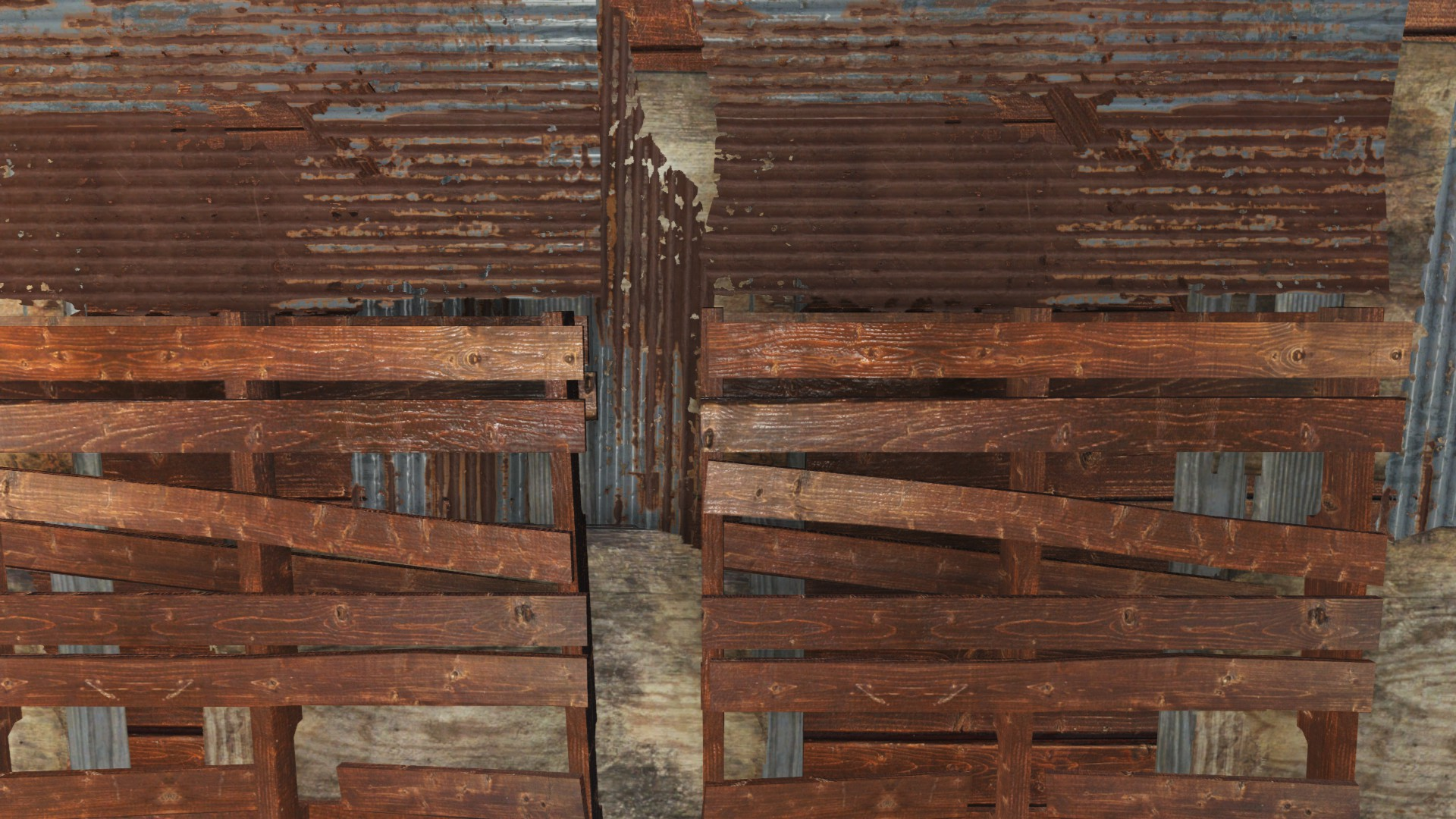 Remember That Fence You Wanted Encompassing Sanctuary Or The Red Rocket All Those Holes Between Pieces After Finished