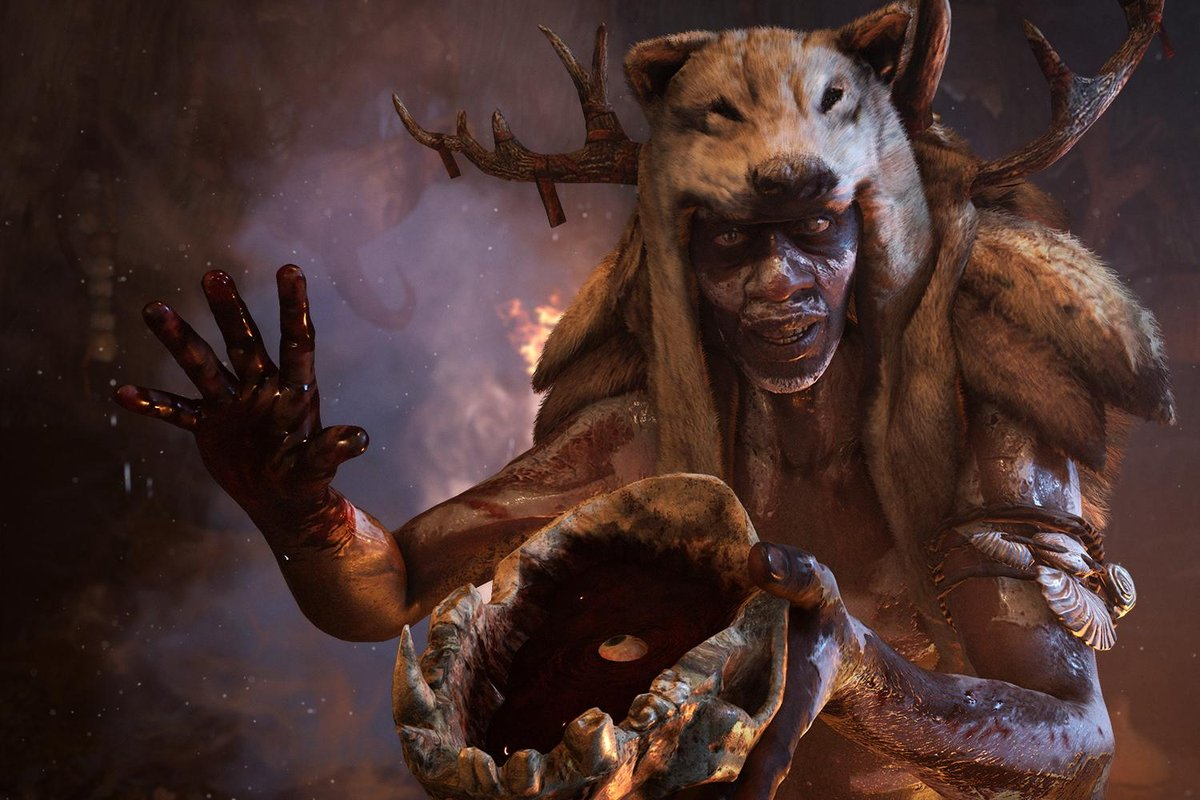 how to kill ull in far cry primal
