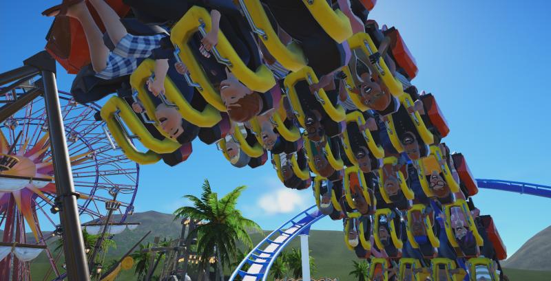 Planet Coaster Preview The Roller Coaster Sim Reborn