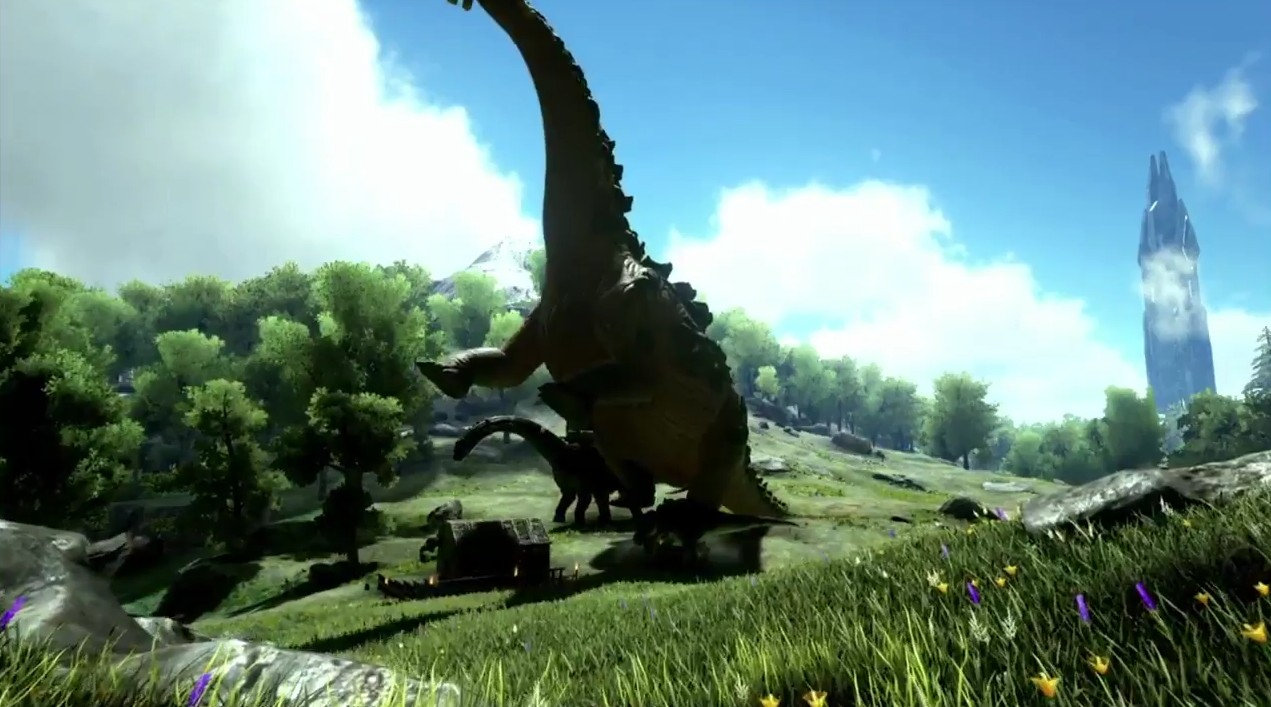 Ark New Official Servers The Island