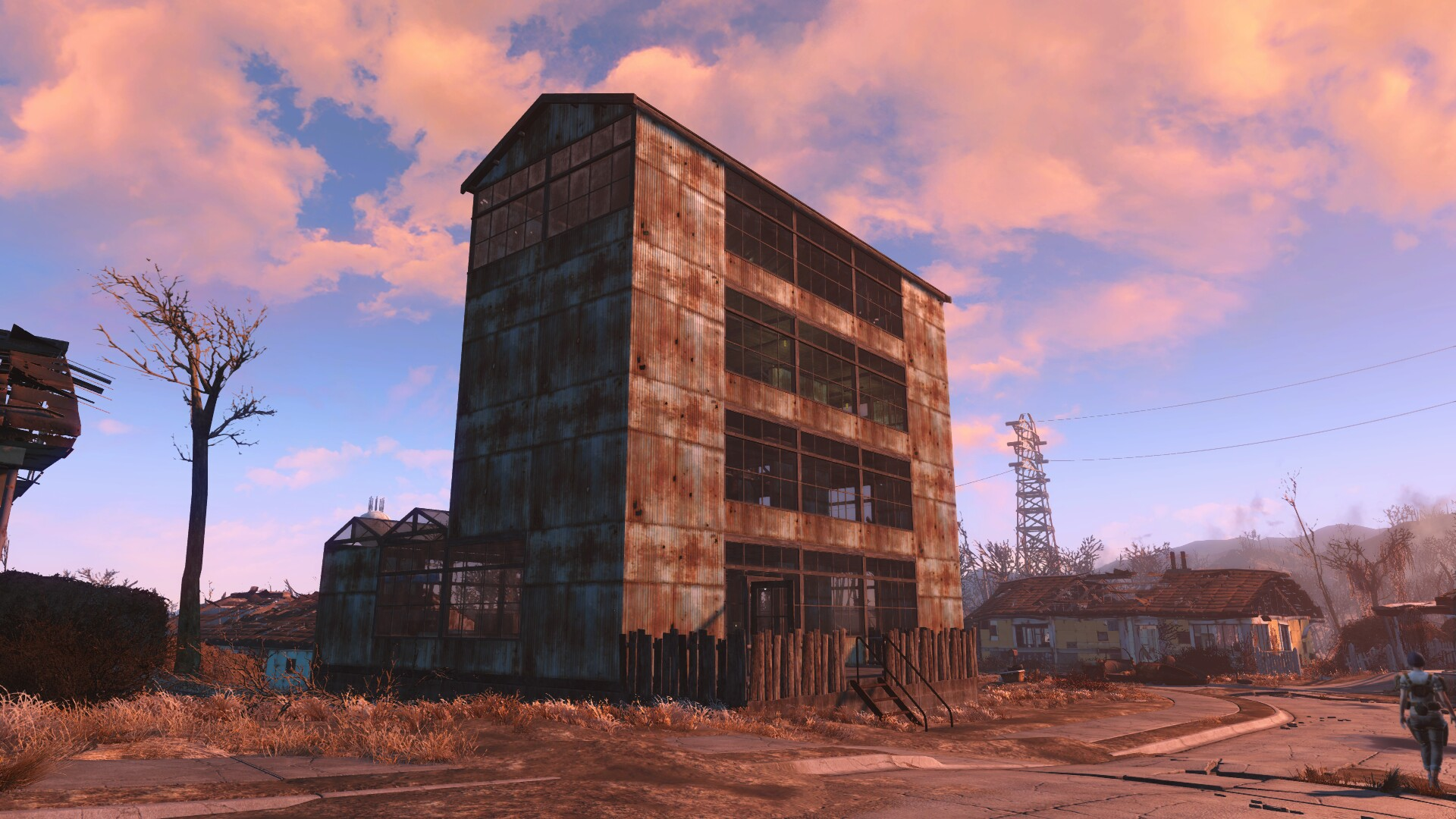Fallout  Can You Build  Story Buildings