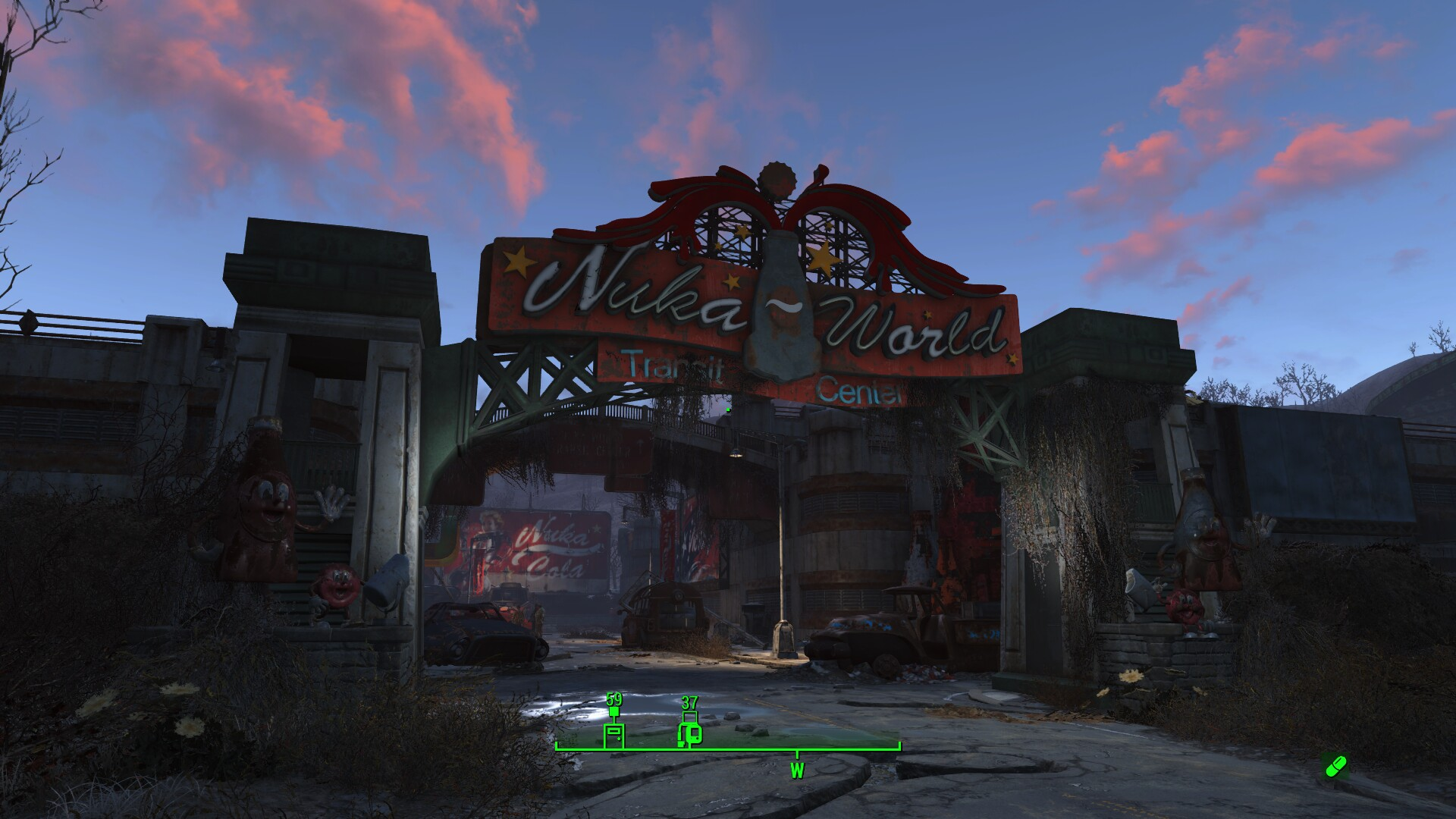 There Are Actually A Few Underlying Situations That Can Mold How You Enter Nuka World However Due To The Nature Of Spoilers We Have Decided To Leave That