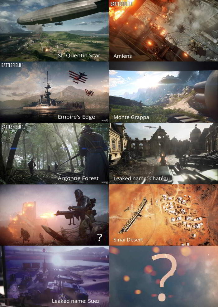 Report Battlefield Will Have Nine Multiplayer Maps Shacknews - Any us map in battlefield series
