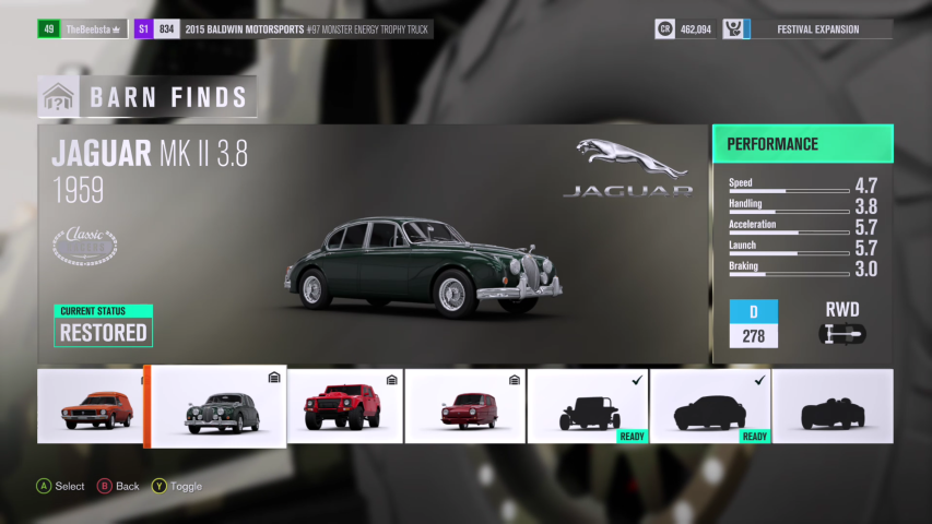 Forza Horizon Barn Finds Guide Shacknews