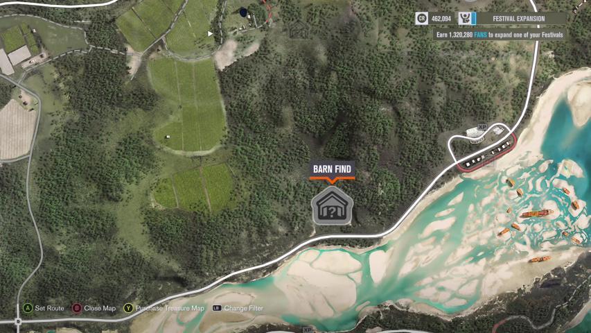 Forza Horizon 3 Barn Finds Guide Shacknews