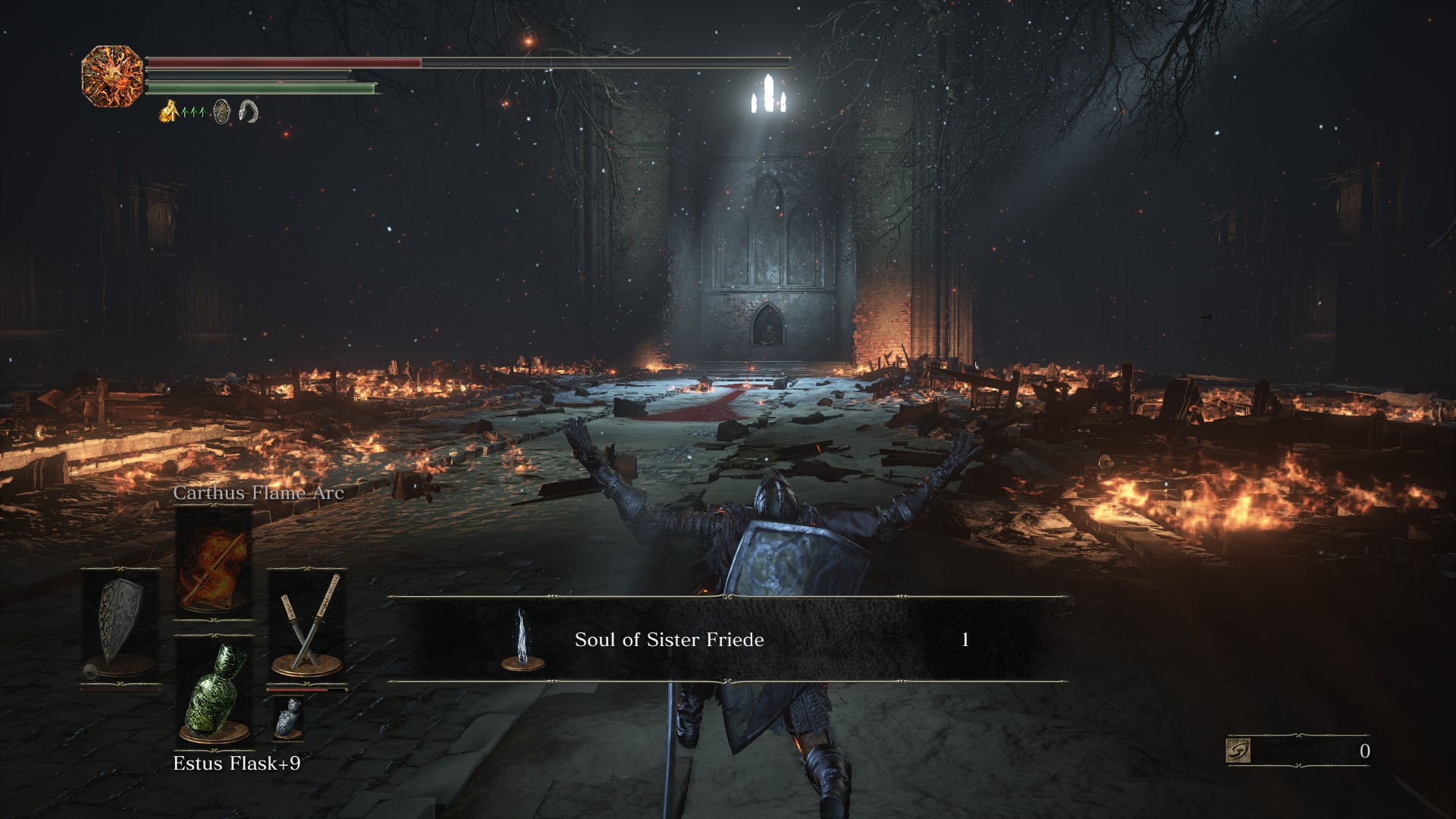 Dark Souls 3 Ashes Of Ariandel How To Defeat Sister Friede