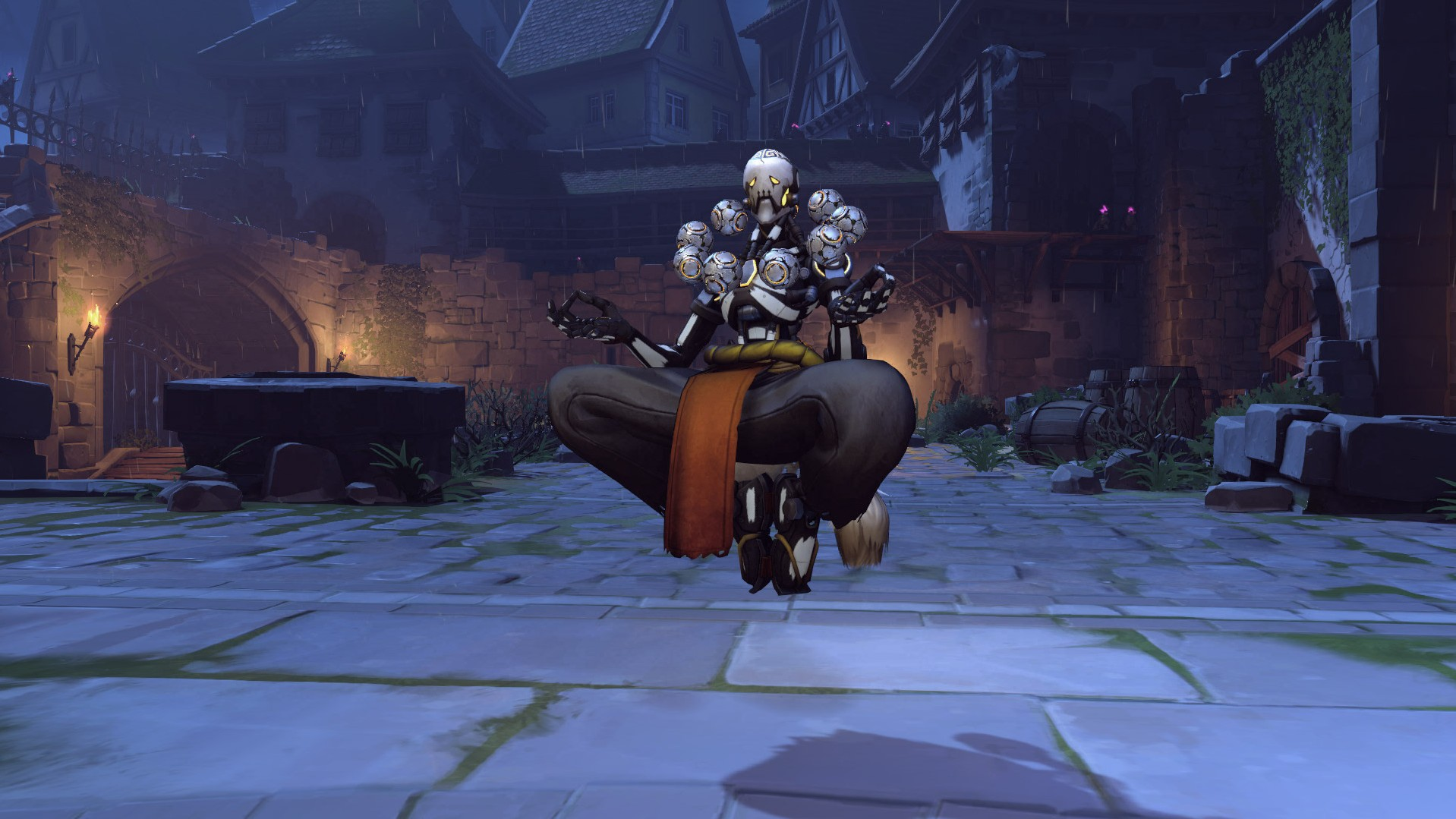 Here Are All of Overwatch's 'Halloween Terror' Skins, Costumes ...
