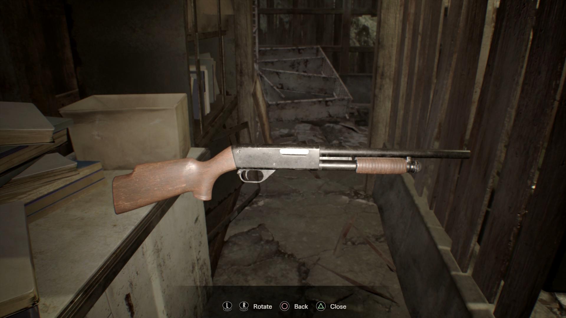 Resident Evil 7 Madhouse Mode