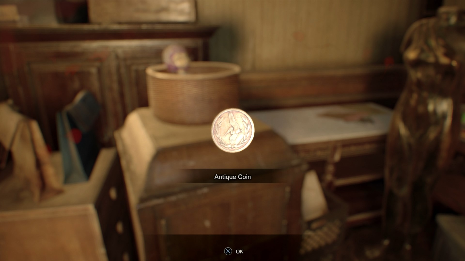 Resident Evil 7: How to Use Antique Coins and What They Do