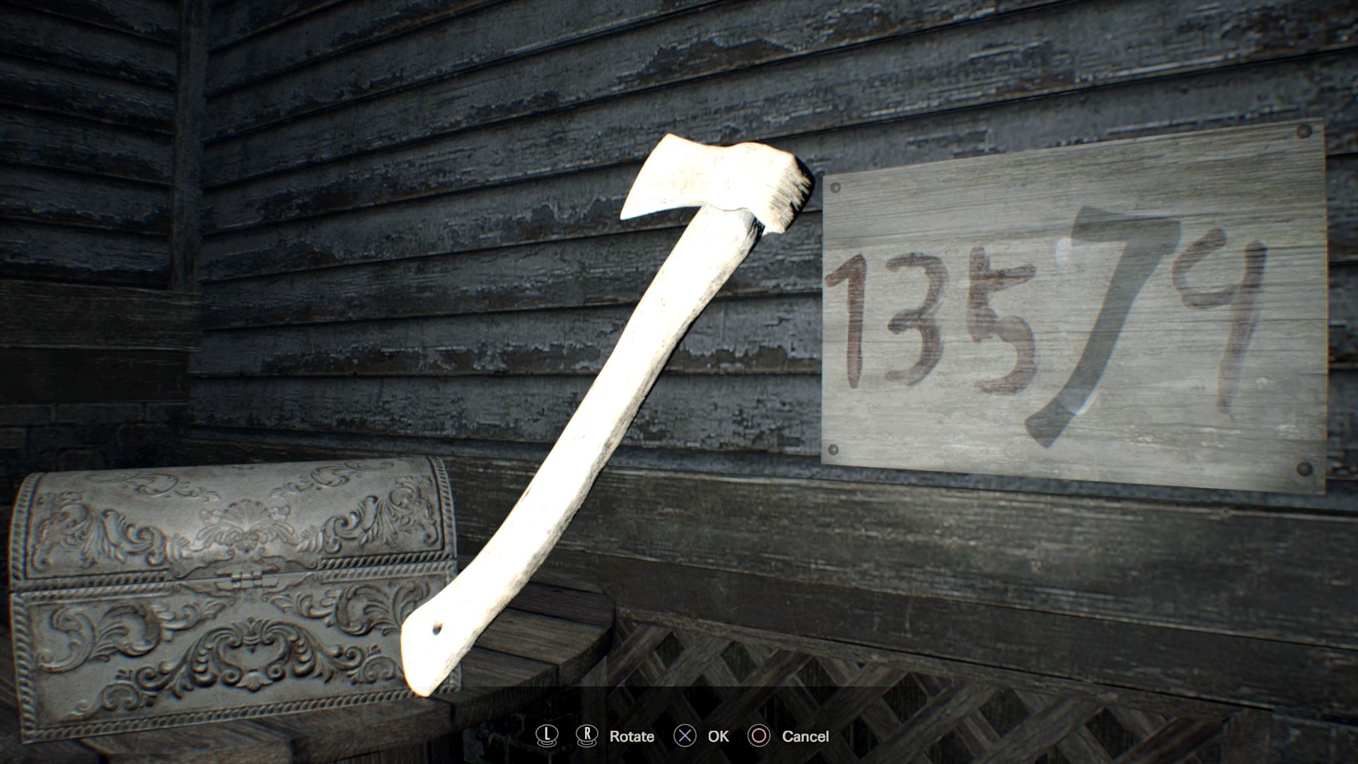 Resident Evil 7 Toy Axe Guide Finding And Using The Toy Axe