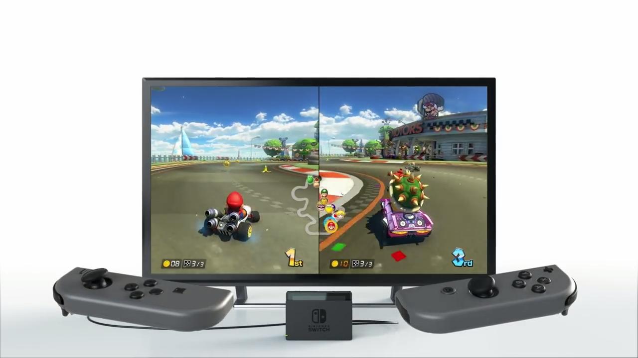 Nintendo Switch Am Tv Anschließen