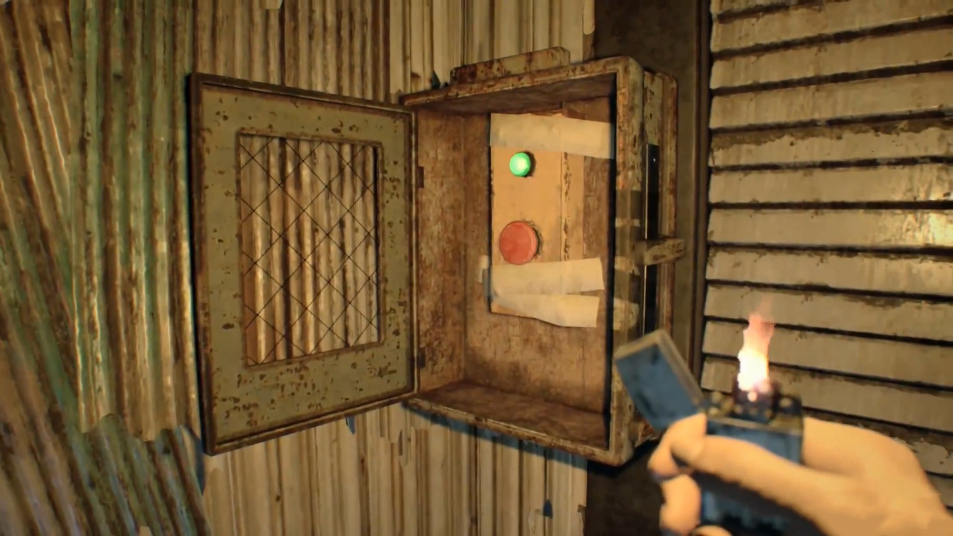Resident Evil  Where Is Lucas S Room In Daughters