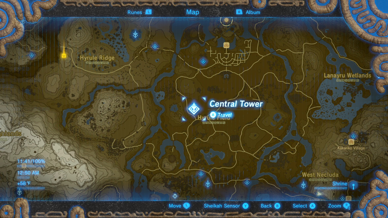 Use Accessories To Link Your Island To The Rest Of Your: All Sheikah Tower Locations