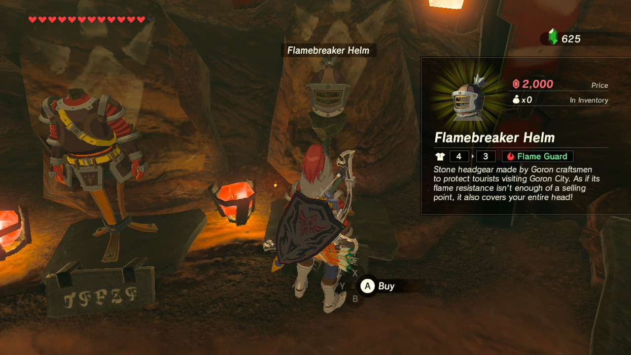 Zelda Breath of the Wild - Armor Sets | Shacknews
