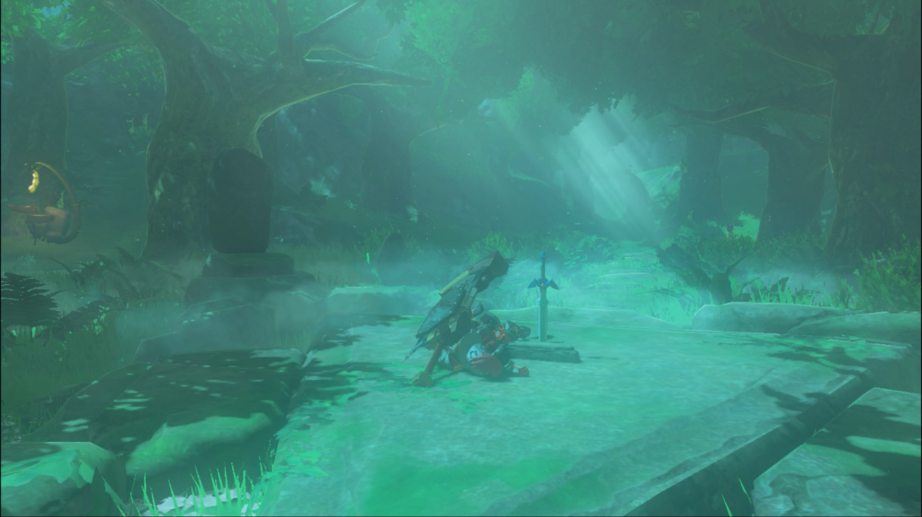 How Strong Is The Master Sword In The Legend Of Zelda Breath Of