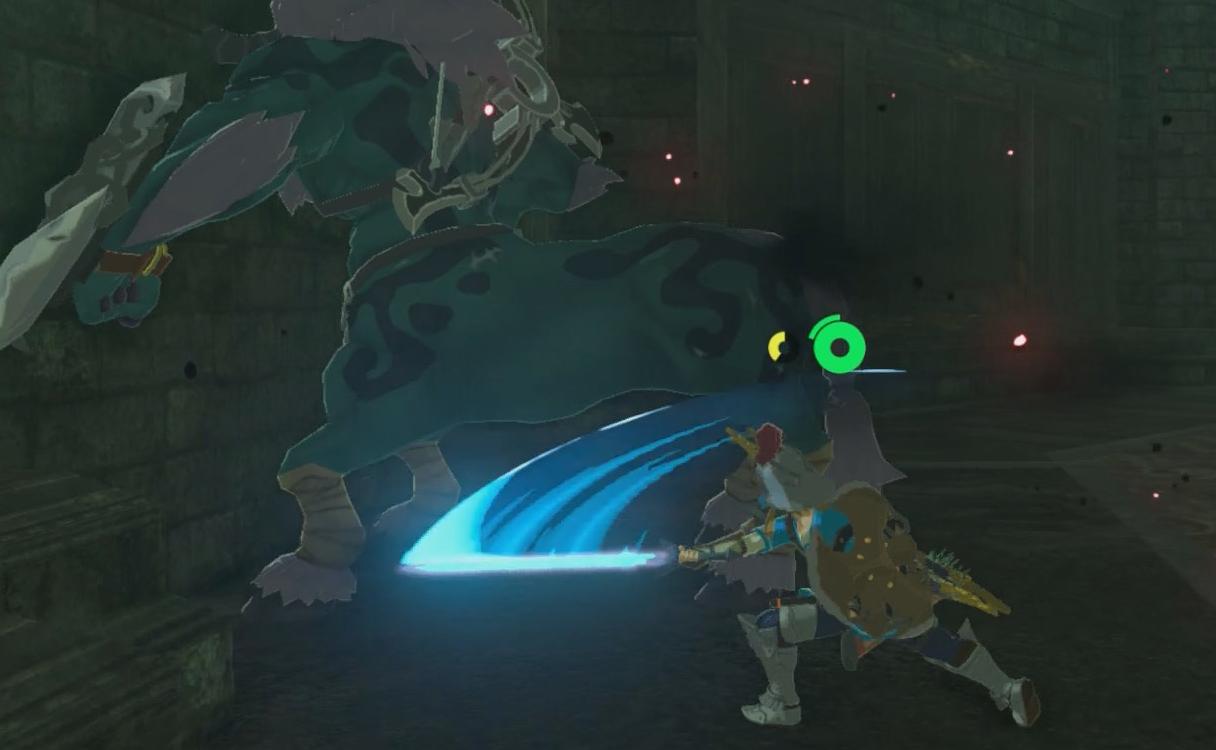 How Strong Is The Master Sword In Legend Of Zelda Breath Wild