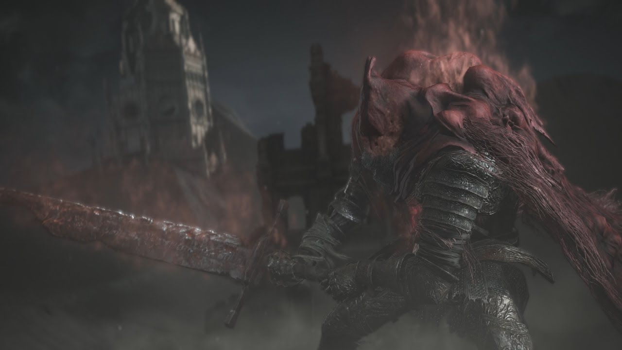 Dark Souls 3: The Ringed City: How to Beat Slave Knight ...