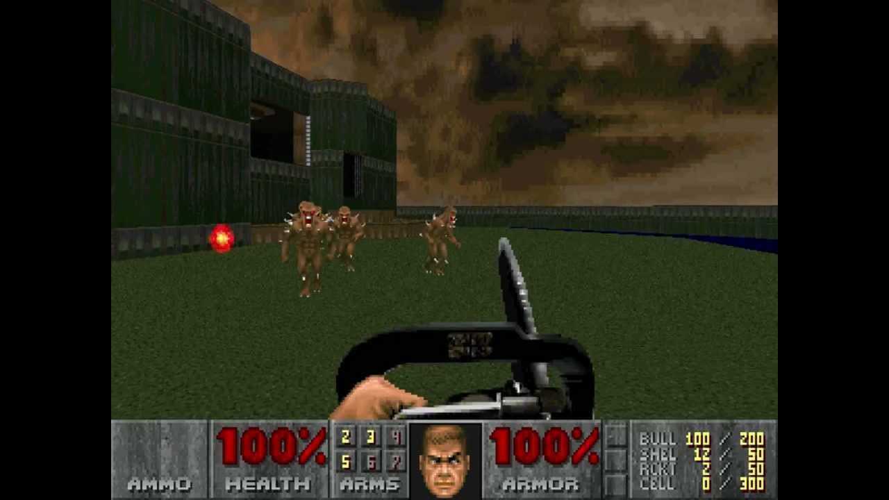 Stairway to Badass: The Making and Remaking of Doom | Shacknews