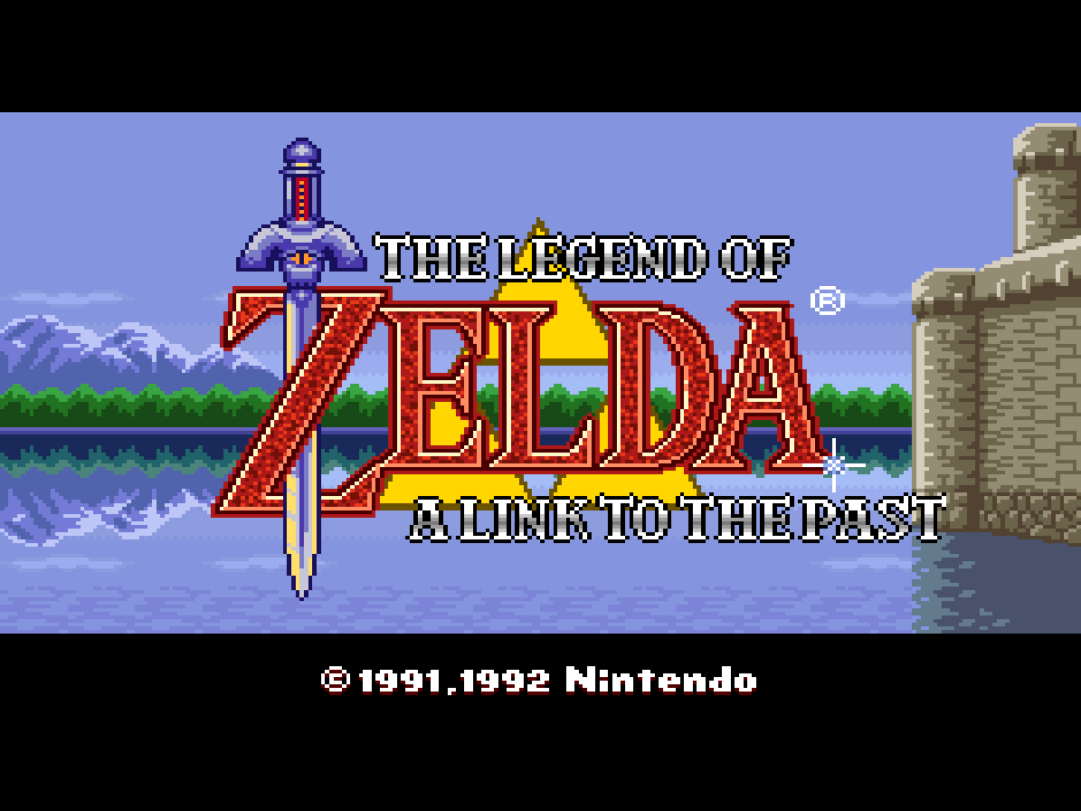 Free online games legend of zelda link to the past