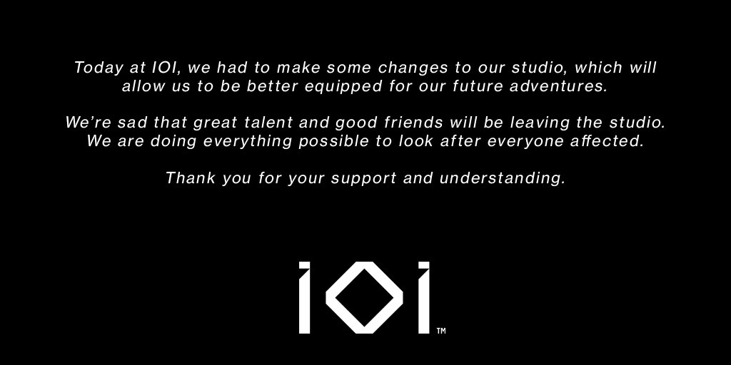 Hitman Developer IO Interactive Announces Studio Changes and Staff Departures