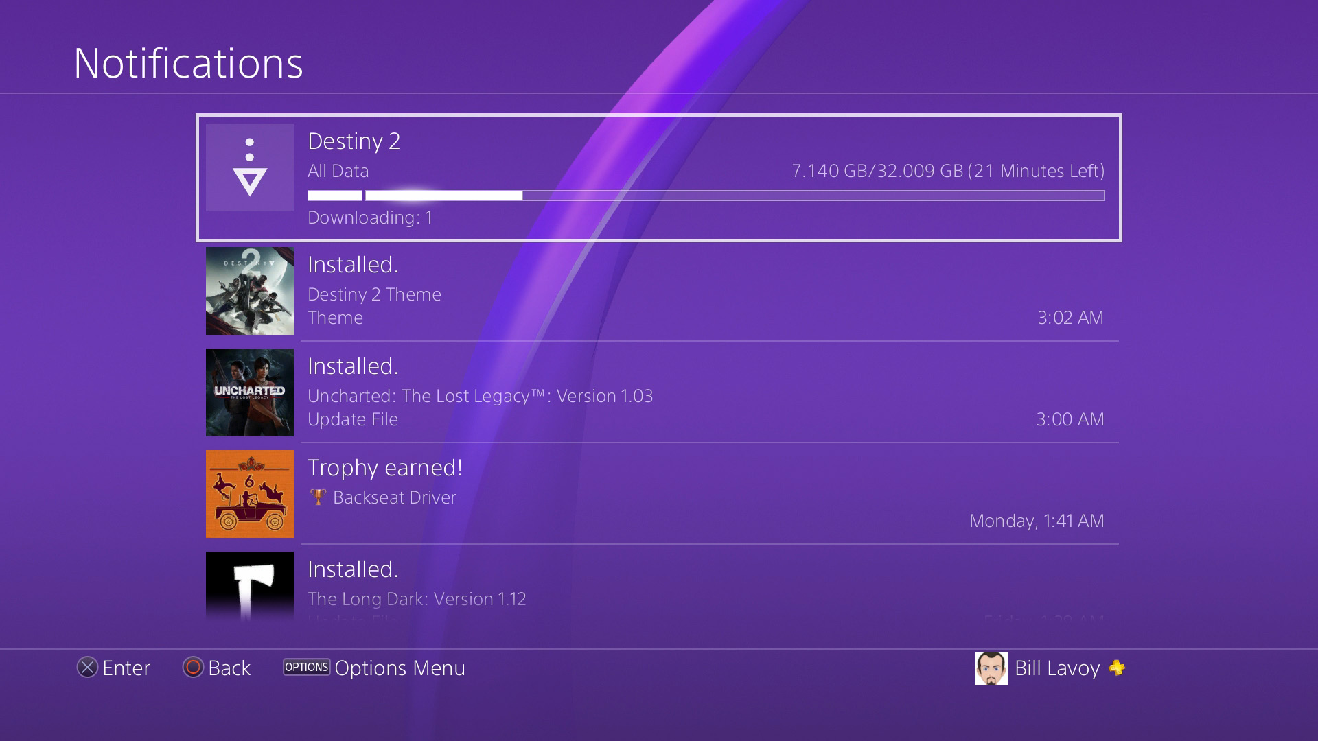 update file ps4 slow downloading destiny