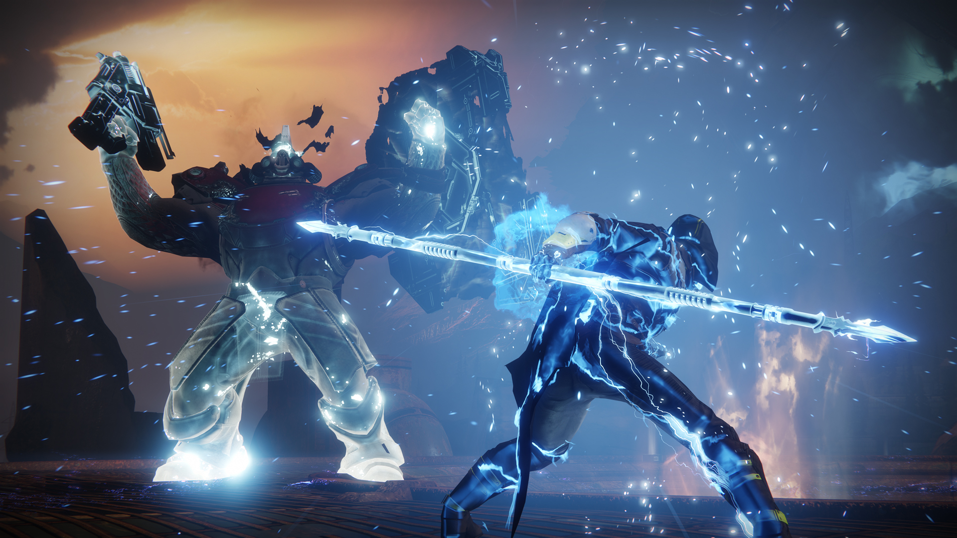 Factions Return to Destiny Next week