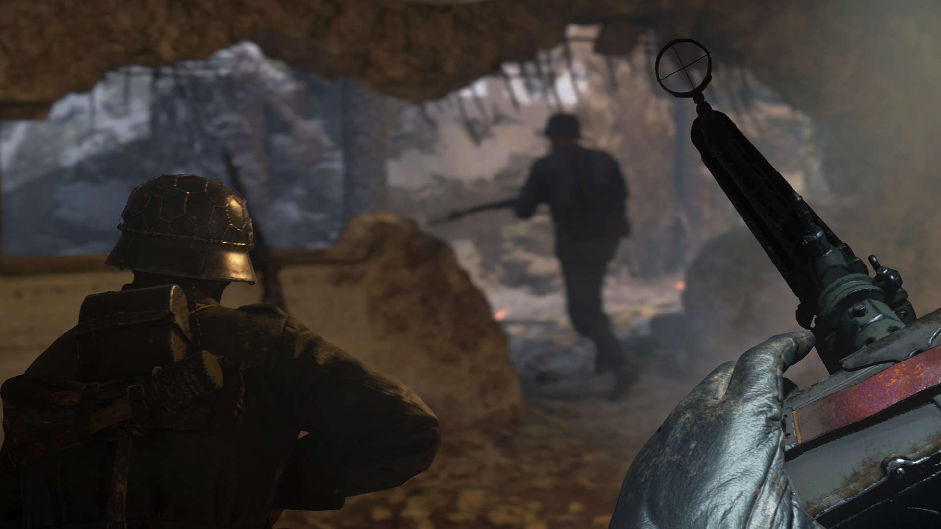 Call of Duty: WW2 Beta Level Cap Raised, Kill Confirmed Mode Added