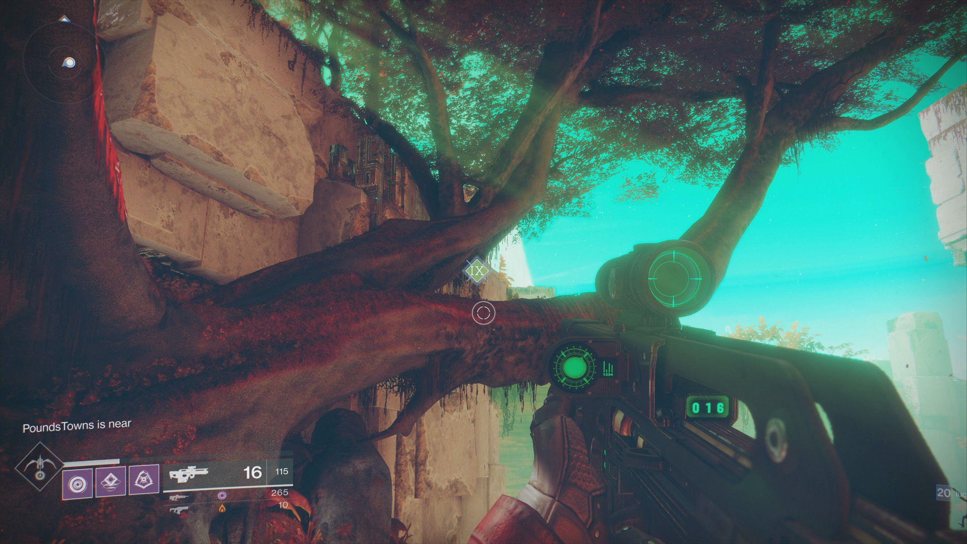 Where Is Xur In Destiny 2? Xur Is In A Tree