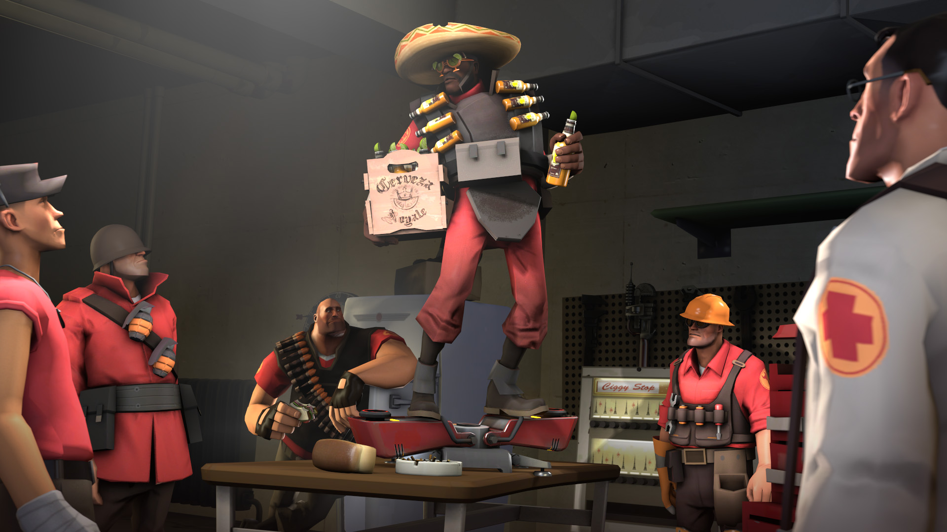 how to set up a tf2 server 2017