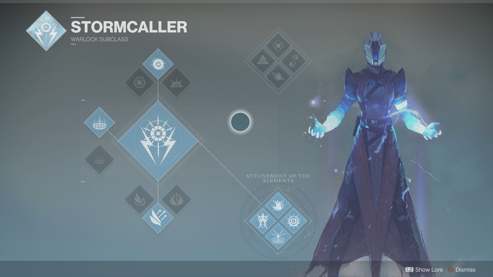 Destiny 2 what class should you create first shacknews - Warlock stormcaller ...