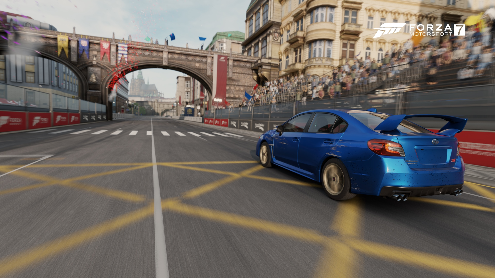 Forza Motorsport 7 now available for Xbox and Windows