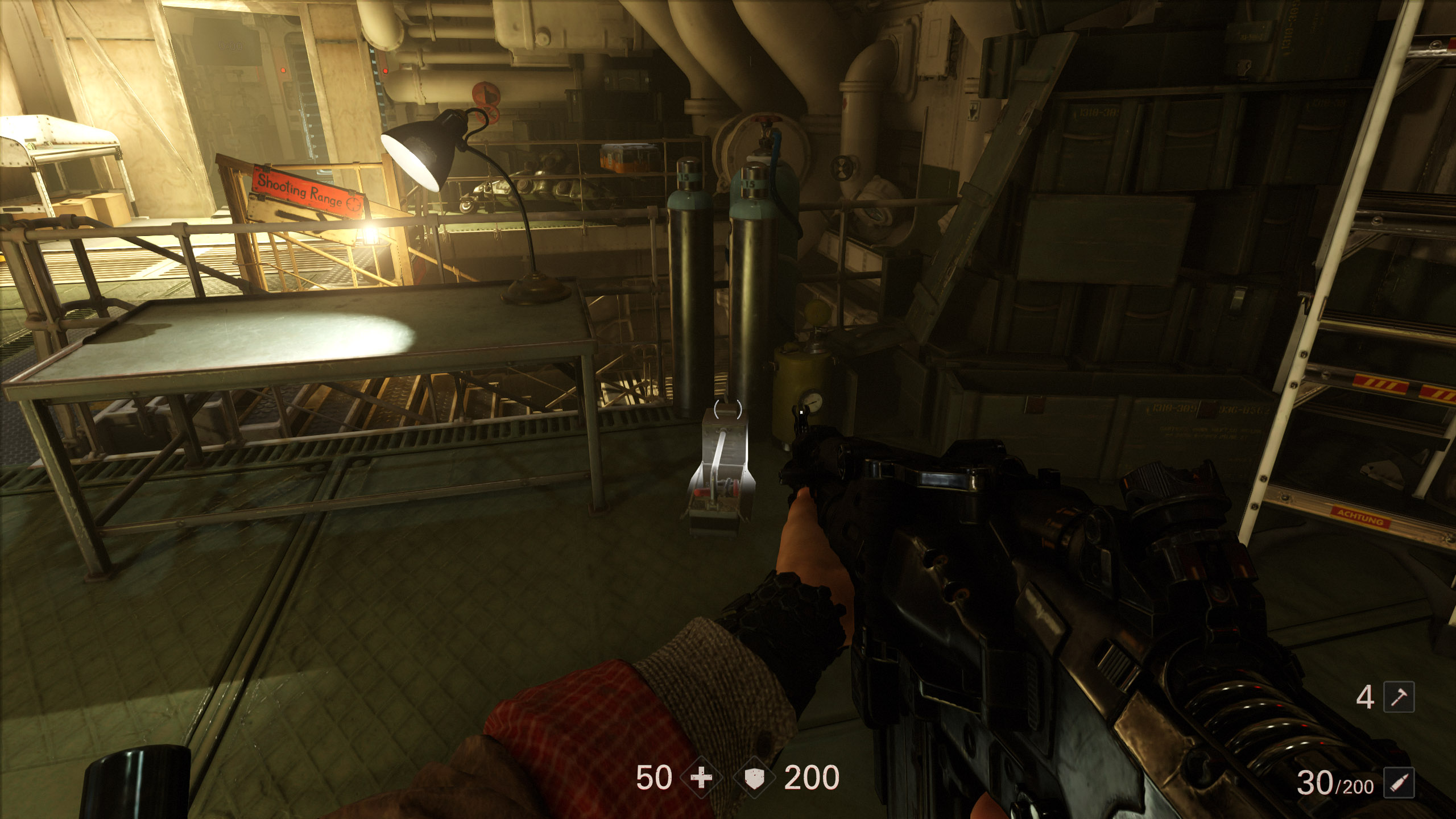Wolfenstein 2 Weapon Upgrade Kit Locations Shacknews