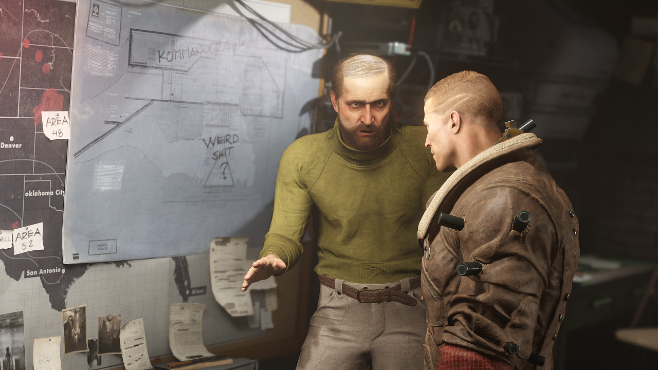 How Many Missions in Wolfenstein 2?
