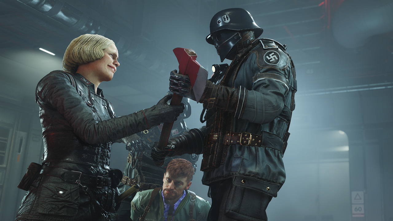 Common Wolfenstein 2: The New Colossus bugs with solutions