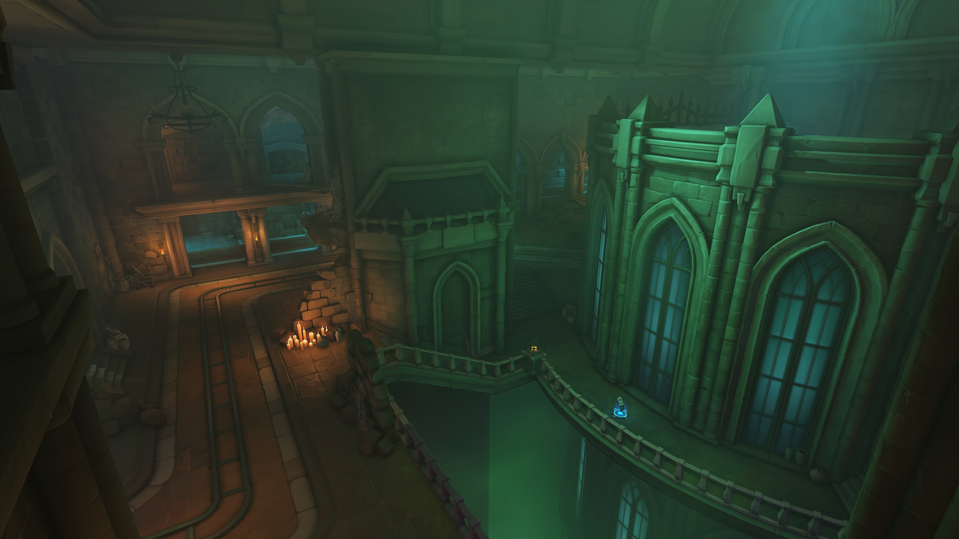 Hands on with overwatchs moira on blizzard world map at blizzcon as a payload map the capture point is located past the gates of stormwind most of my time with the map was spent fighting around the hearthstone tavern gumiabroncs Image collections