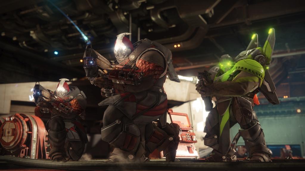 Leviathan Raid Order