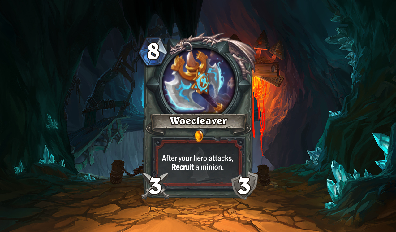 Hearthstone's Kobolds & Catacombs Goes Live, Twitch Challenge Now Open