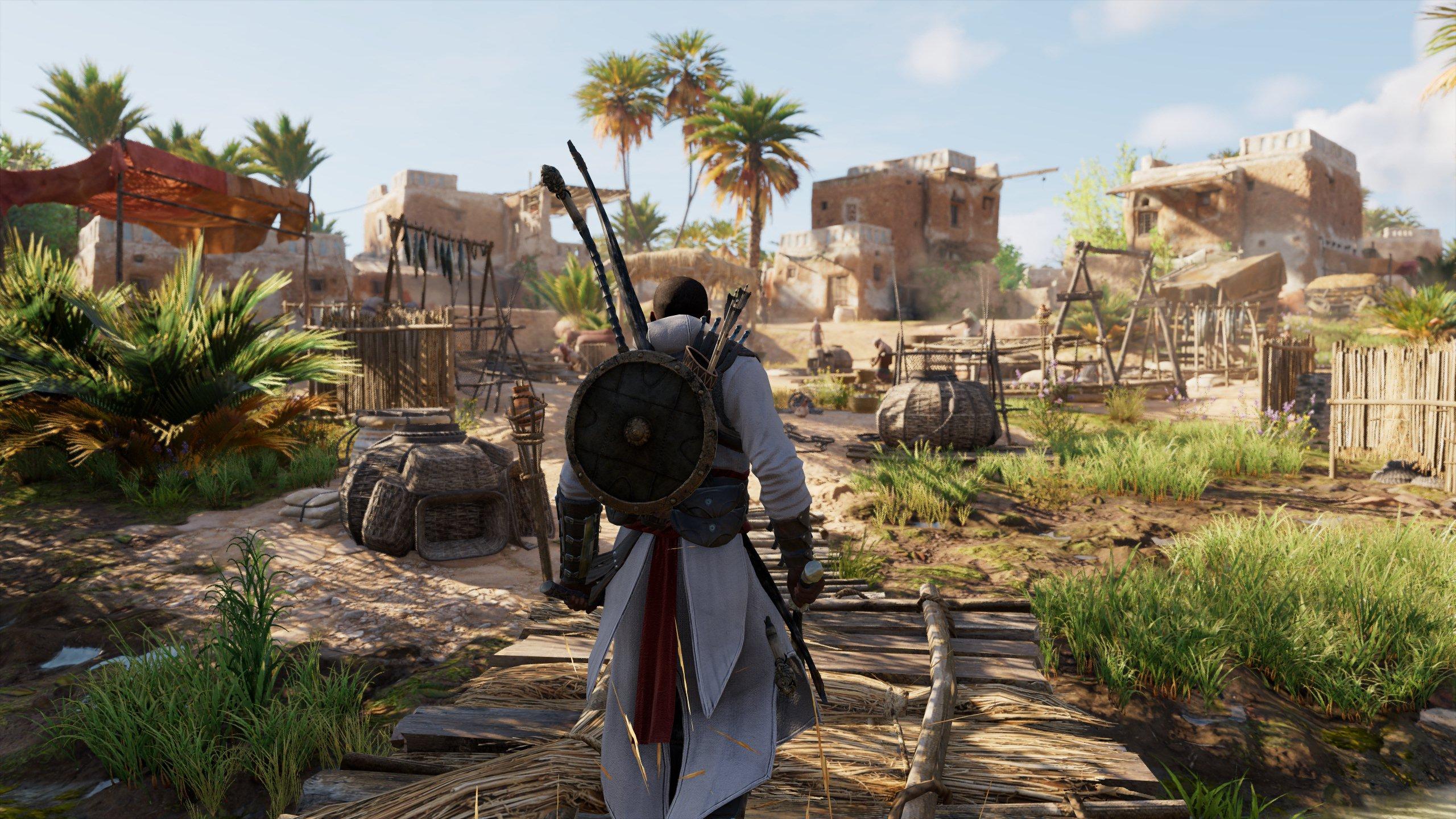 Shacknews Best Graphics of 2017: Assassin's Creed: Origins