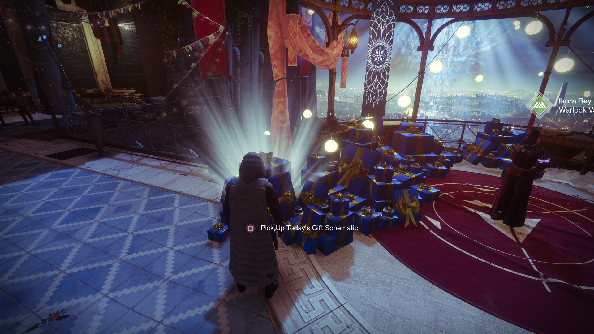 Here's when the Destiny 2 Dawning Event kicks off