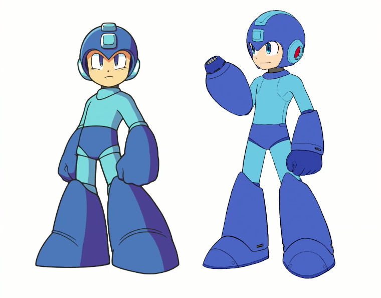 Mega man 11 game announced coming 2018 shacknews an error occurred voltagebd Images