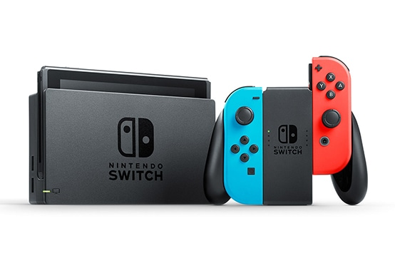 Time for a Switch? Nintendo dominated Amazon's best-selling games list for 2017