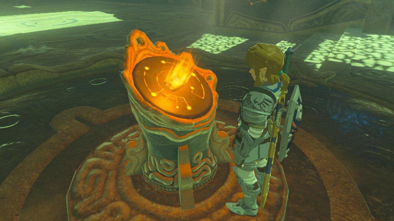 Kiah Toza Shrine - Master The Orb