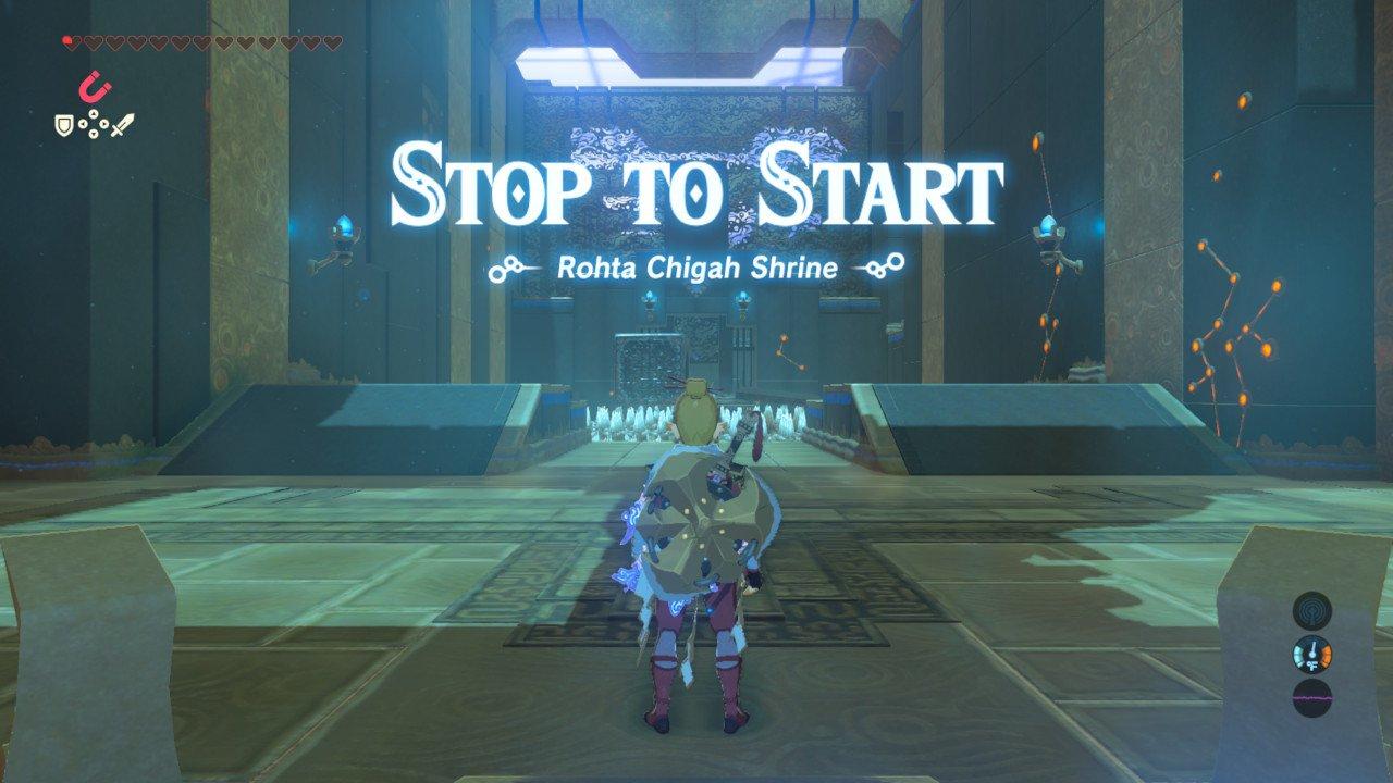 Rohta Chigah Shrine - Stop to Start
