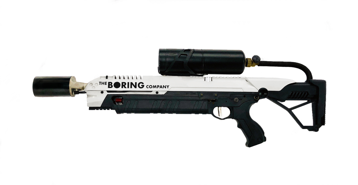 Elon Musk's Boring Company Flamethrower Available for Pre-Order | Shacknews